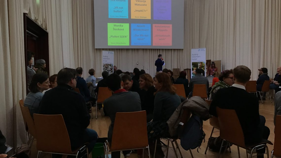 "European Conference  ""KA2 NOW – Innovation in Youth Work"""