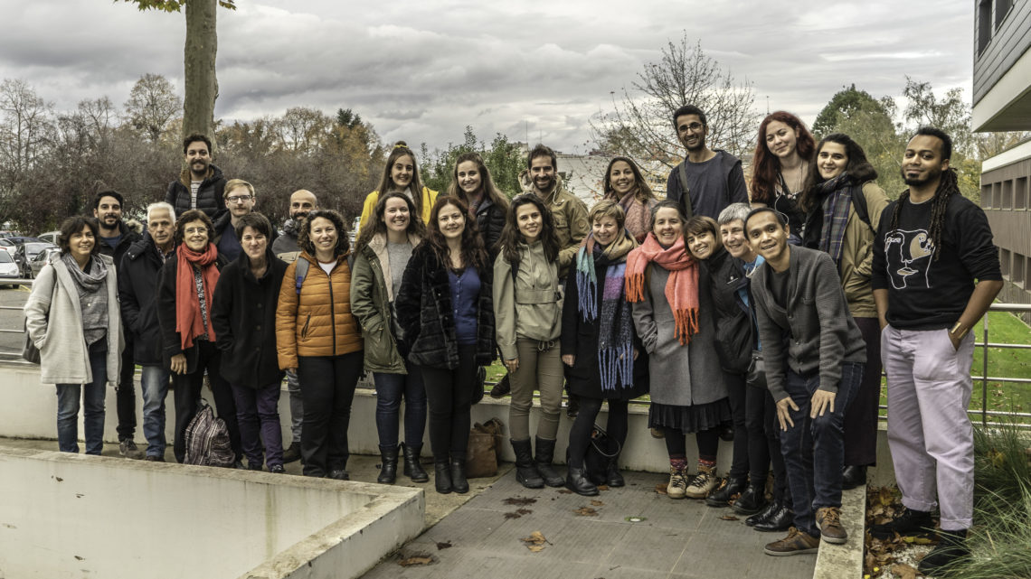Partibridges' Transnational Meetings and Training Activities in Rennes