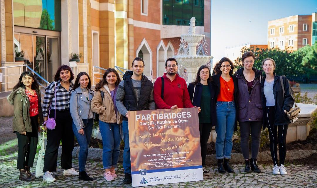 Partibridges' Training Module on Youth Participation in Yeditepe University