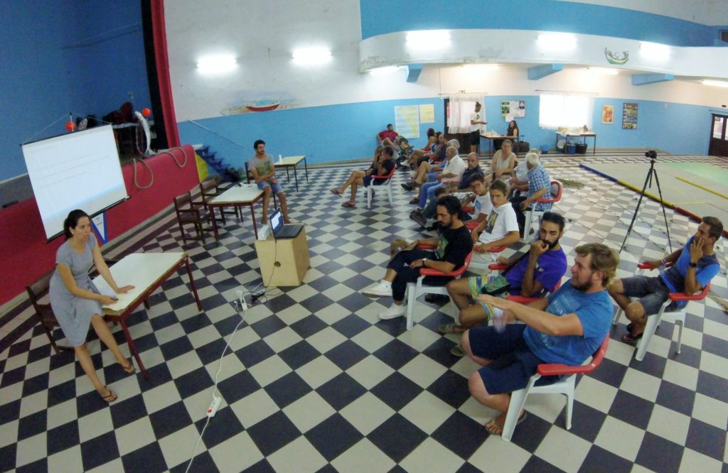 O2 – Assembleia Comunitária Piscatória da Costa de Caparica