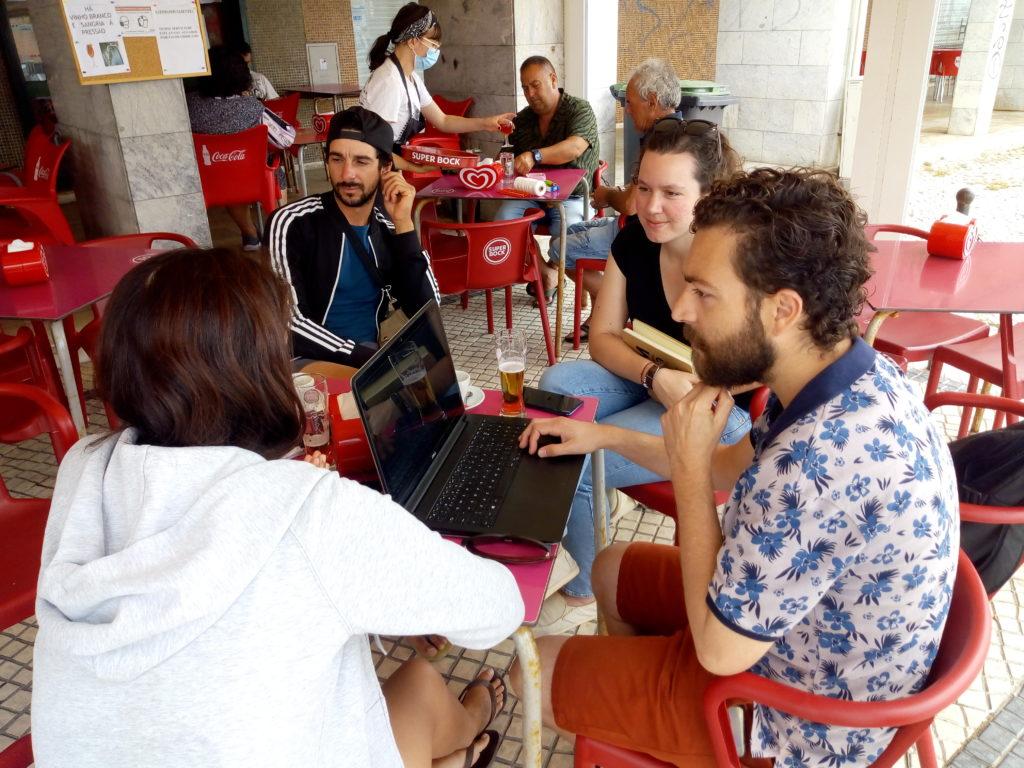 O2 Encontro 9 – Análise da assembleia na Costa de Caparica