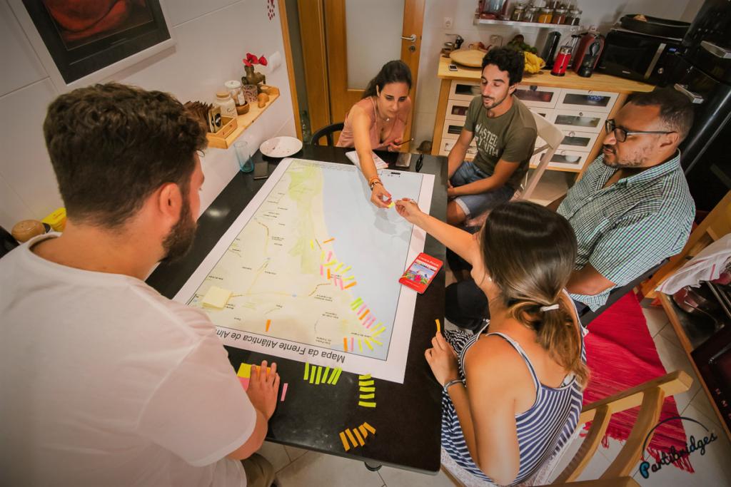 O Projeto Partibridges em Portugal