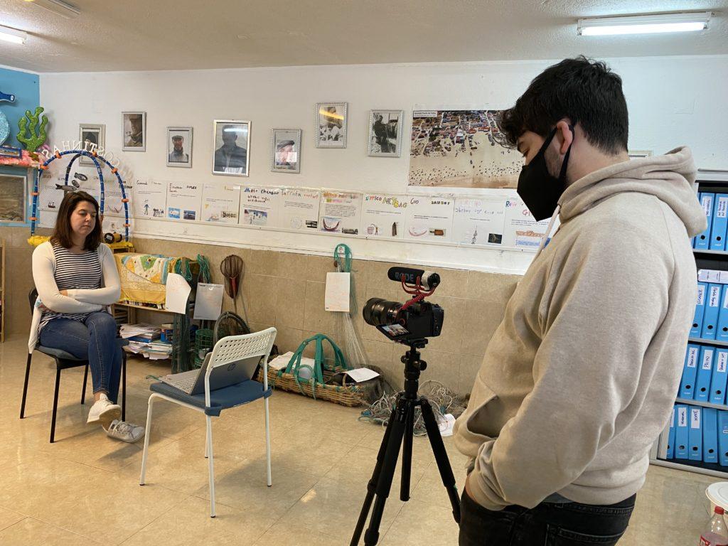 O2 – Filmagem e edição do Web-Documentário